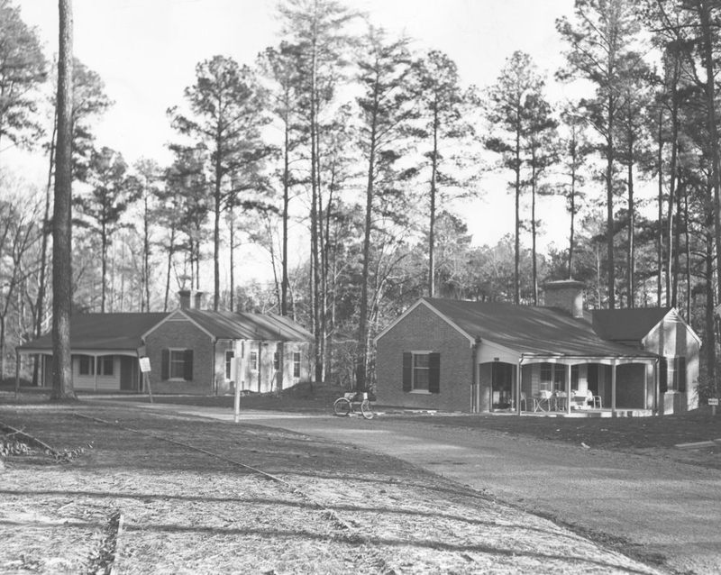 The Lodges, 1948