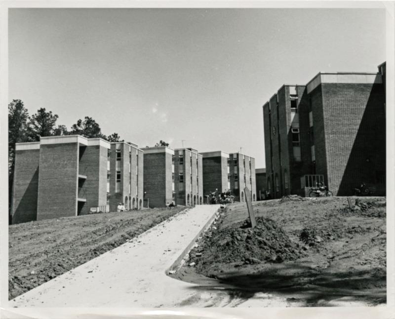 Fraternity Complex, circa 1968