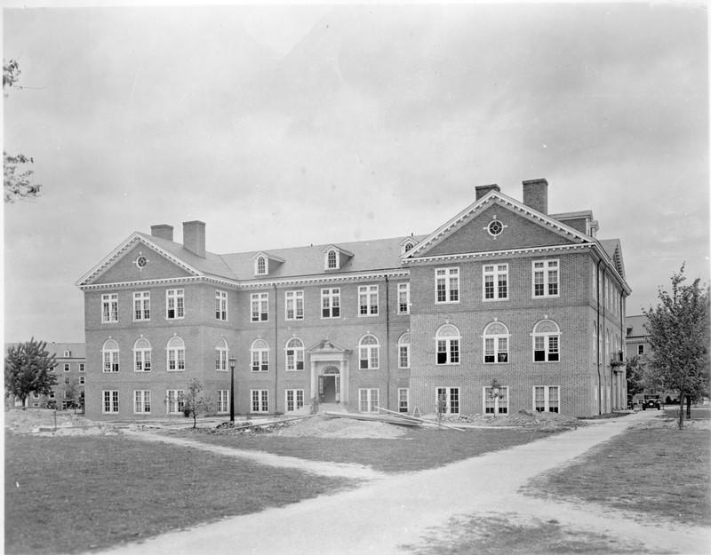 Chancellors Hall, circa 1935