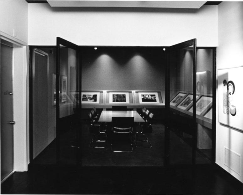 Herman Graphic Arts Studio Room, circa 1985