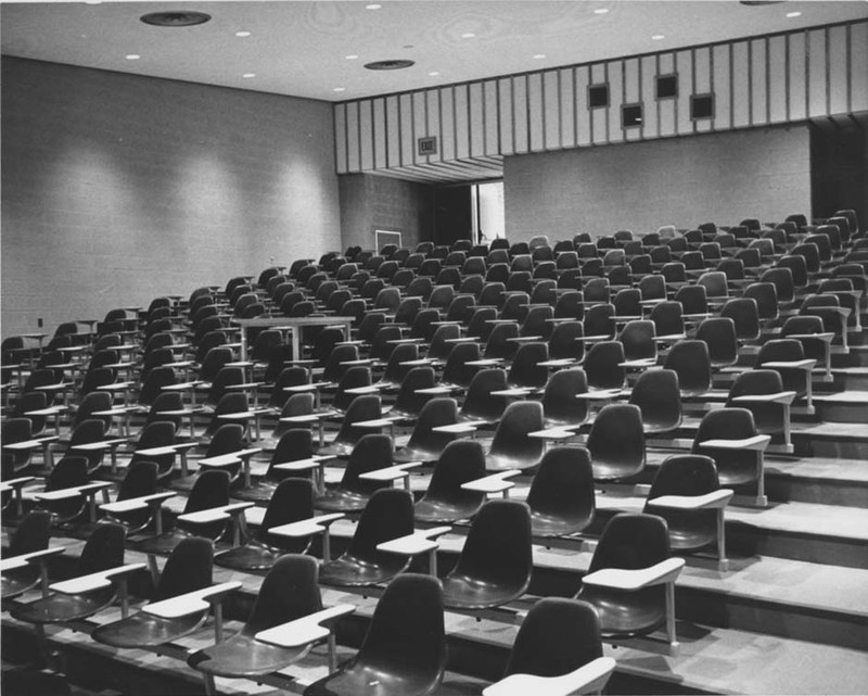 Small Lecture Hall, undated