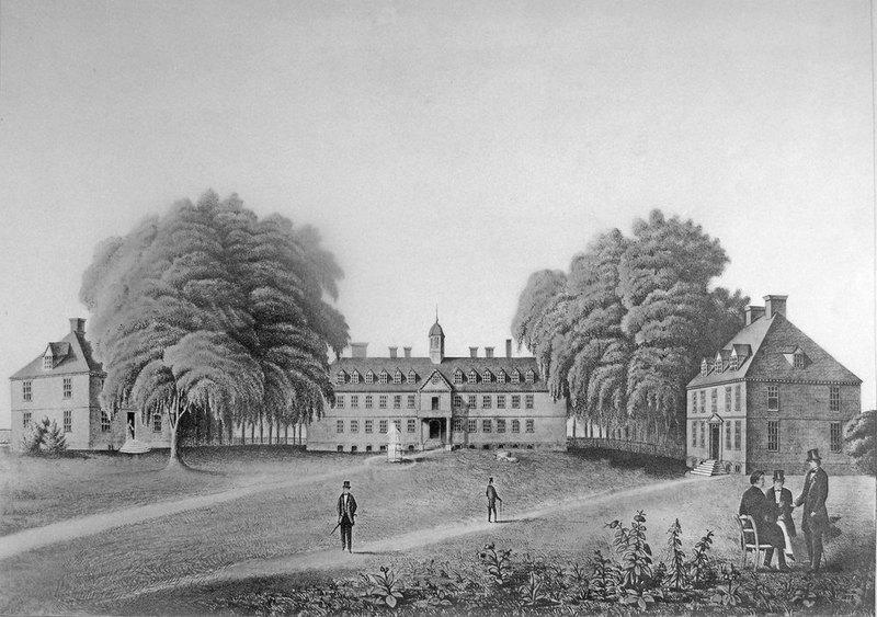 Millington Print, circa 1840