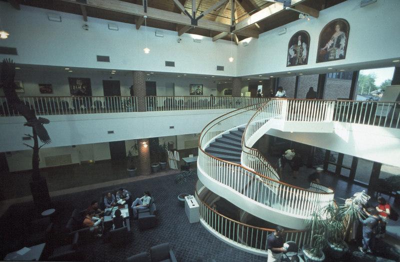 University Center Interior, circa 1999