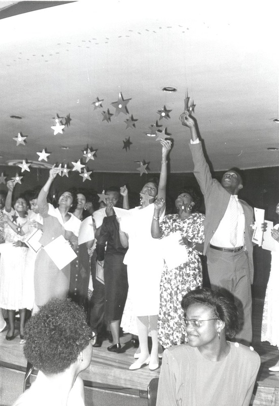 Black Student Organization, 1991