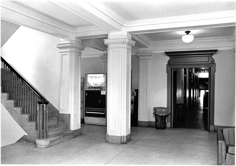Old Dominion Interior, undated