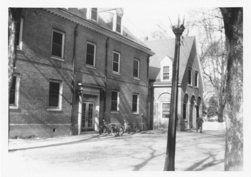 Taliaferro Hall, 1945