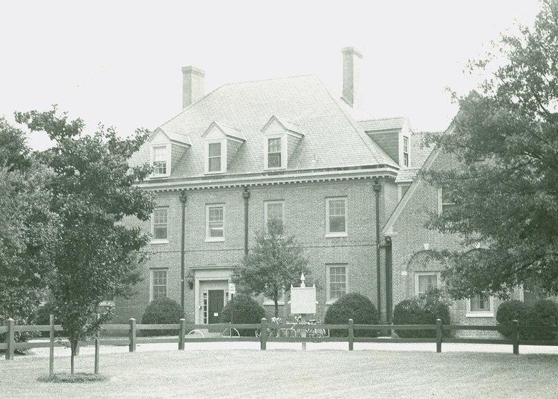 Taliaferro Hall, undated
