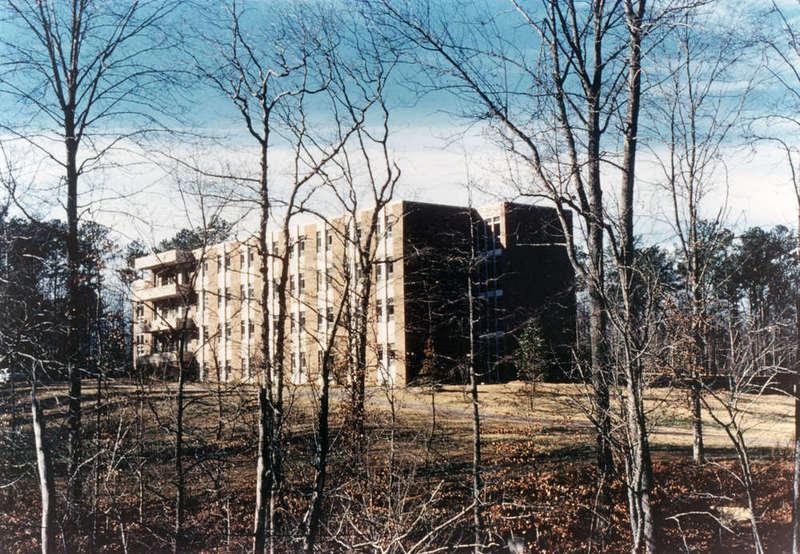 DuPont Hall, 1996