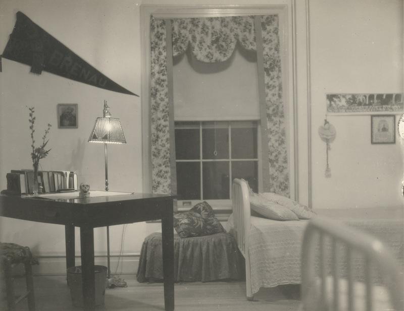 Kappa Delta House Interior, circa 1930