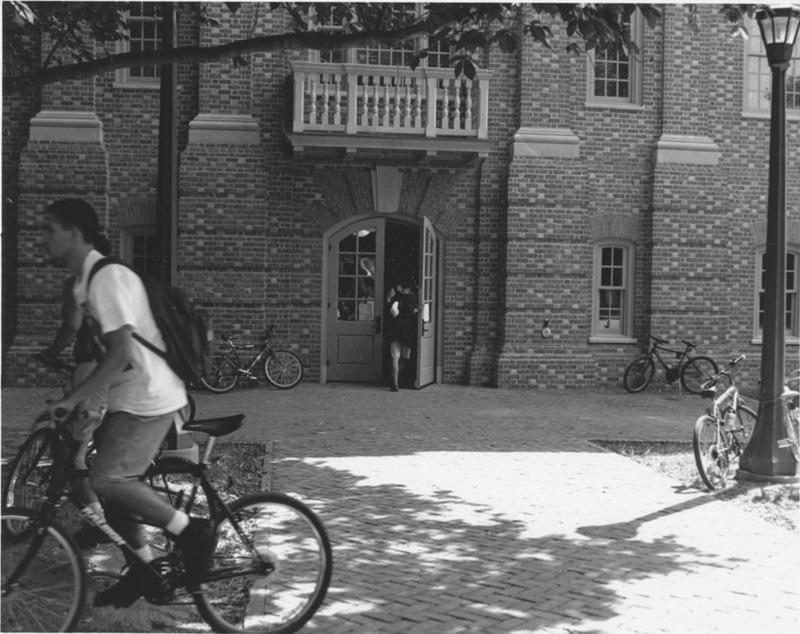 Tercentenary Hall, 1995