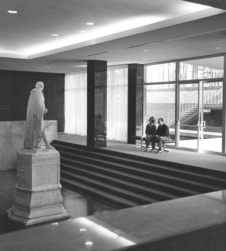 Botetourt Gallery, circa 1966
