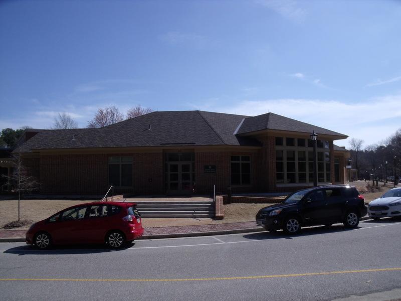 Community Building, 2015