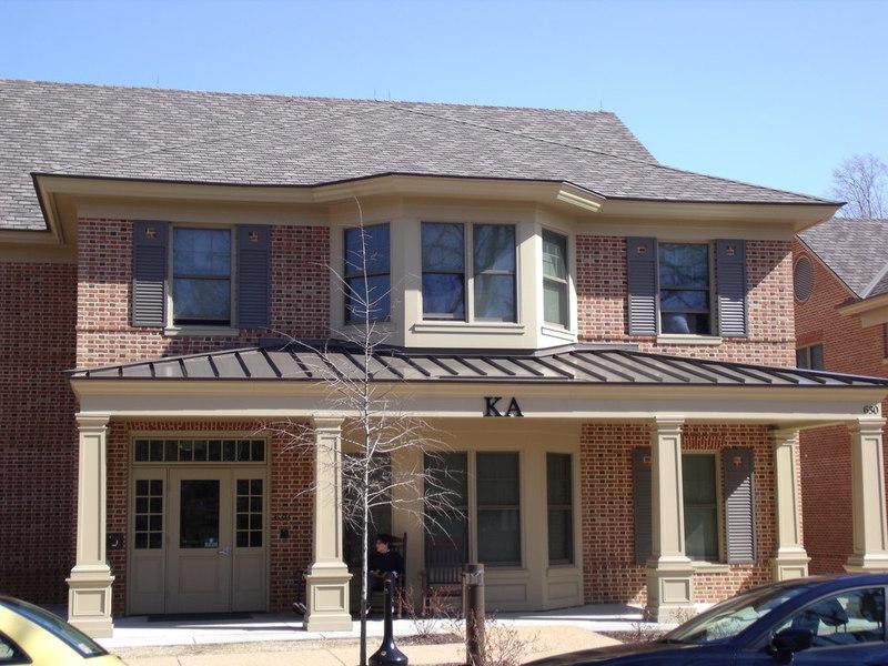 Kappa Alpha House, 2015