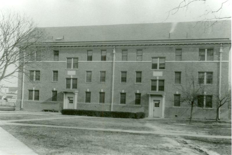 Tyler Hall, circa 1920-1926