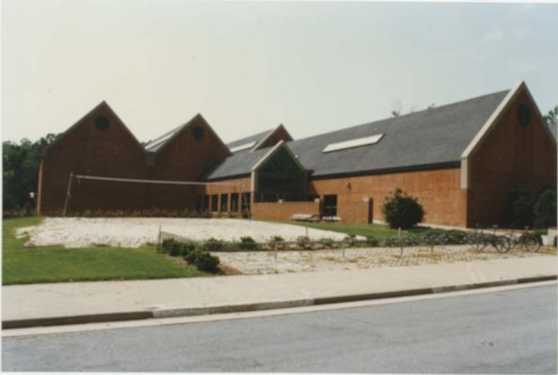 Student Recreation Center, 1996