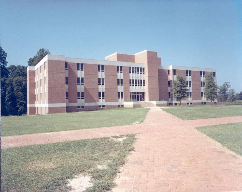 Jones Hall, circa 1969