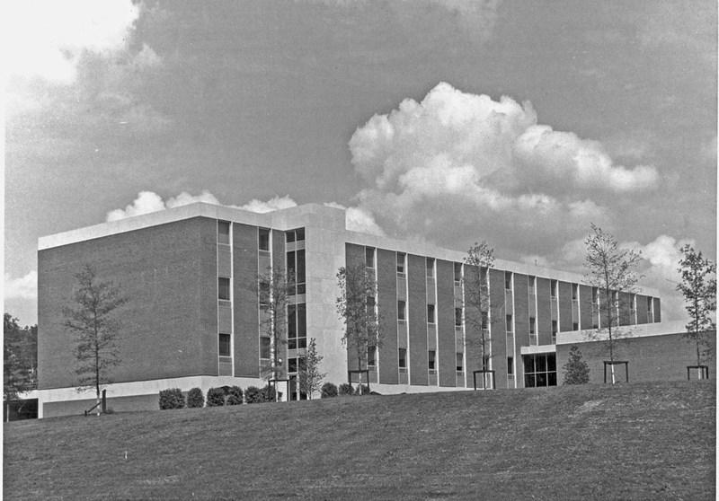 Small Hall, circa 1964