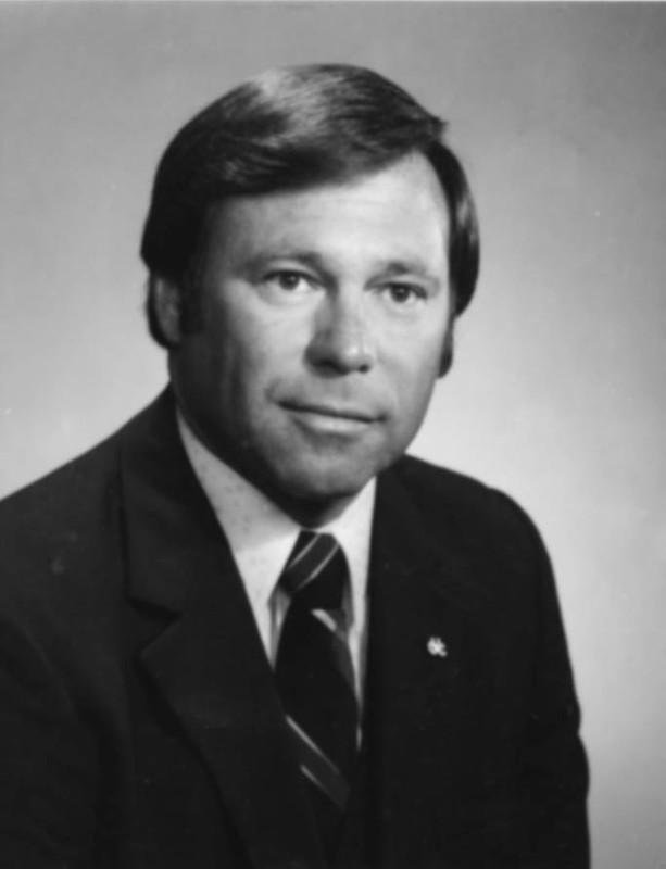 James W. McGlothlin, circa 1962