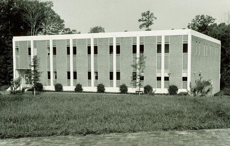 Adair Gym, 1963