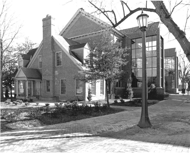 Reves Center, undated