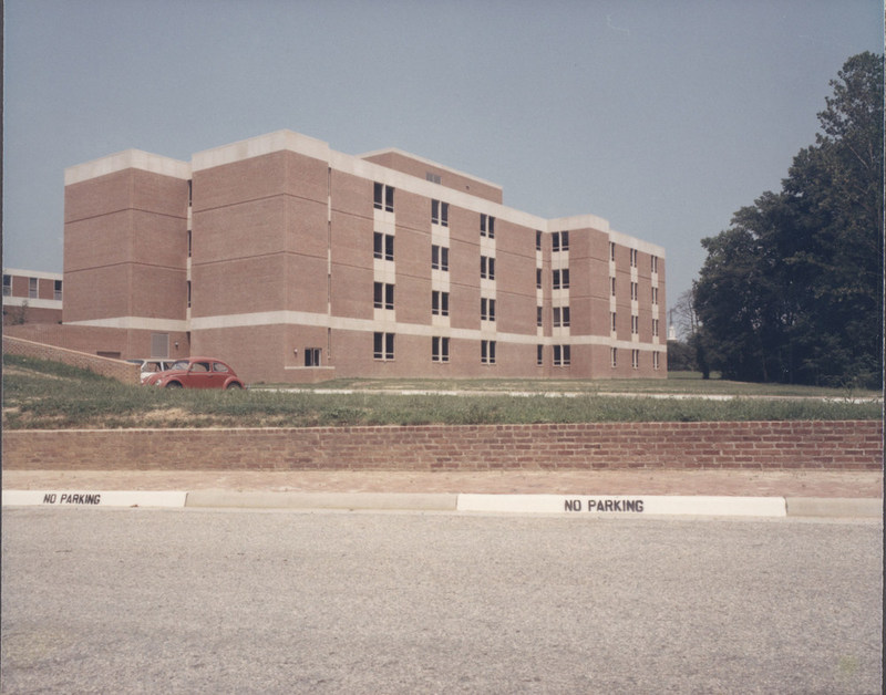 Jones Hall, 1969