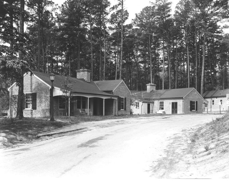 The Lodges, undated
