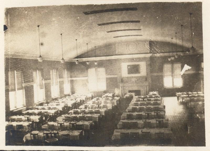 Trinkle Hall, 1928