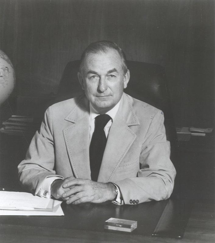 Walter J. Zable, circa 1980-1990