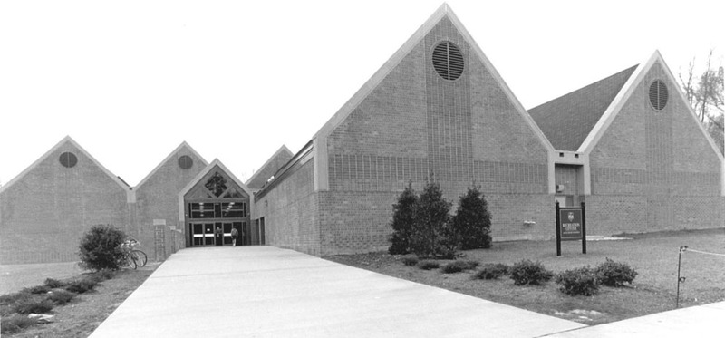 Student Recreation Center, circa 2000