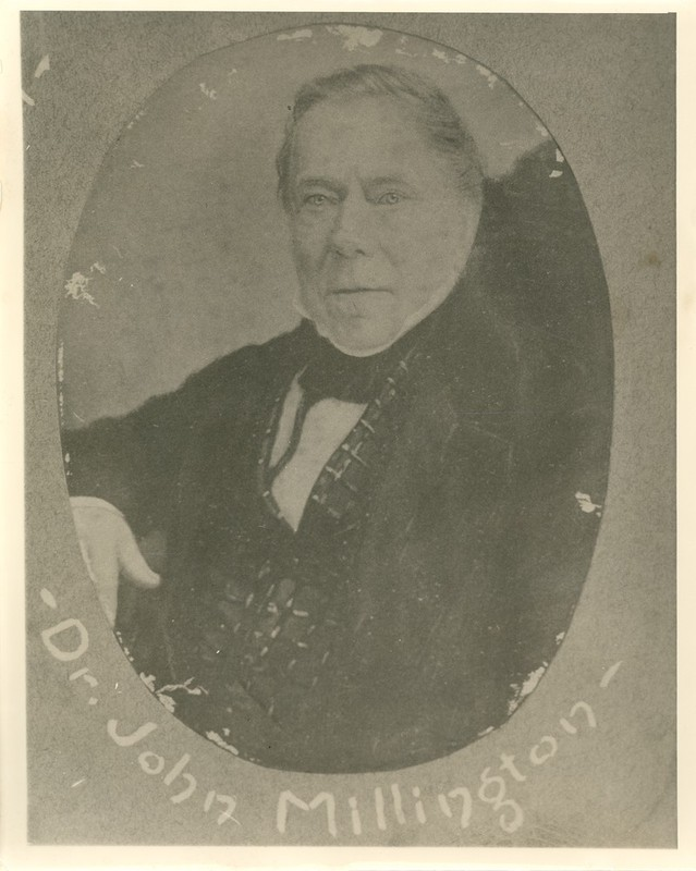John Millington, undated