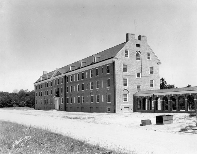Chandler Hall, circa 1931