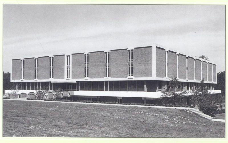 Swem Library, 1966