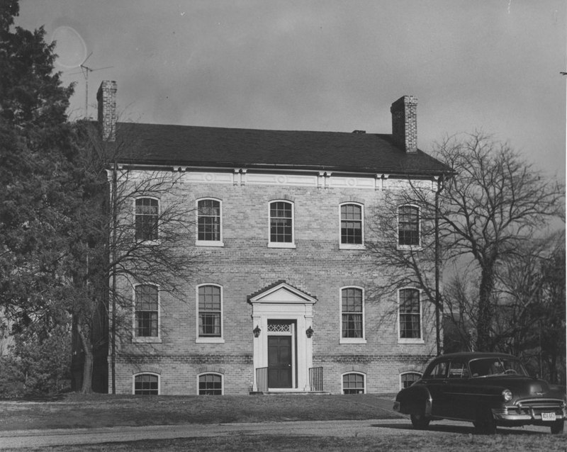 Alumni House, undated