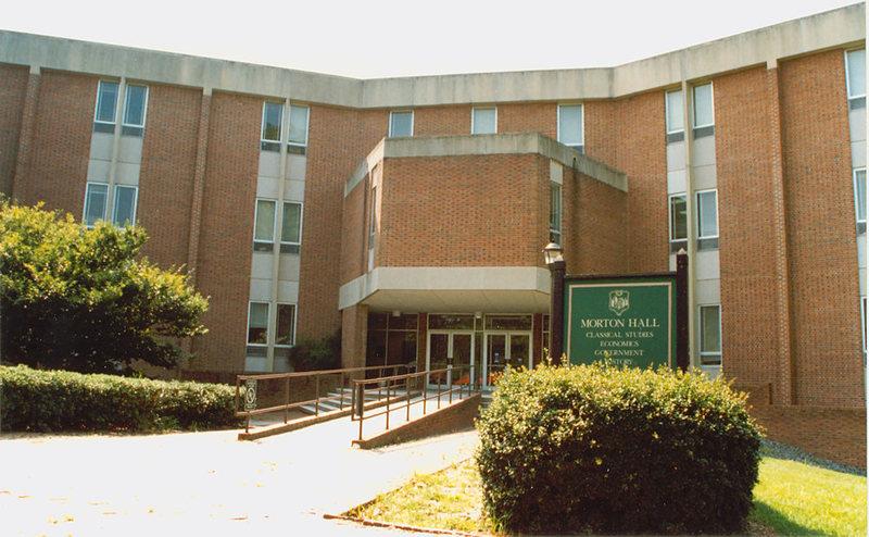 Morton Hall, undated