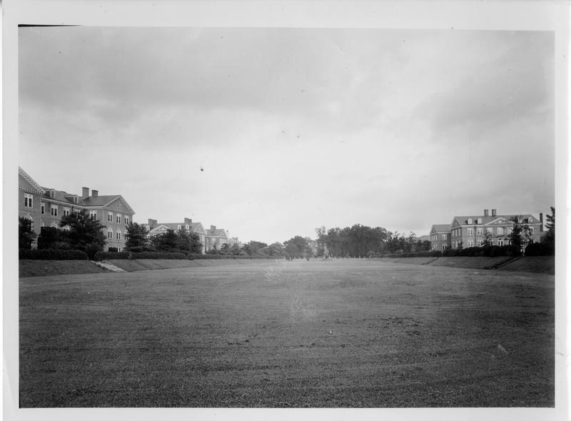 Sunken Garden, circa 1935