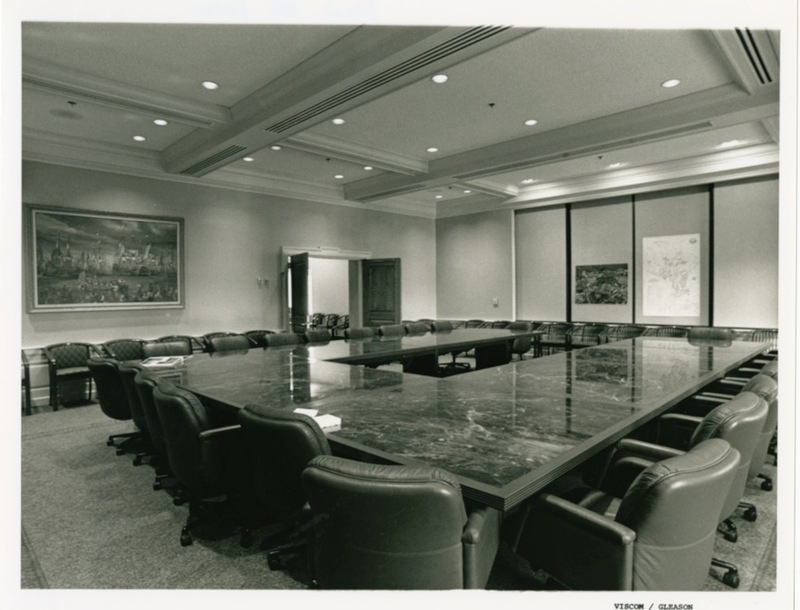 Board of Visitors Room, undated