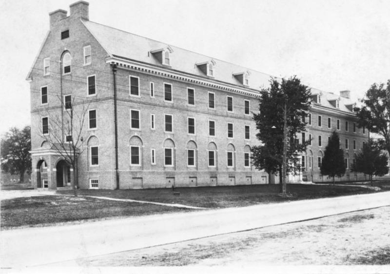 Monroe Hall, circa 1924