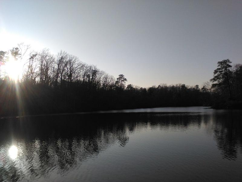 Lake Matoaka, 2015