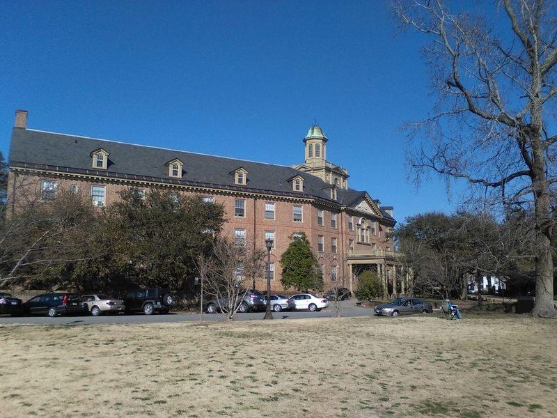 Barrett Hall, 2015