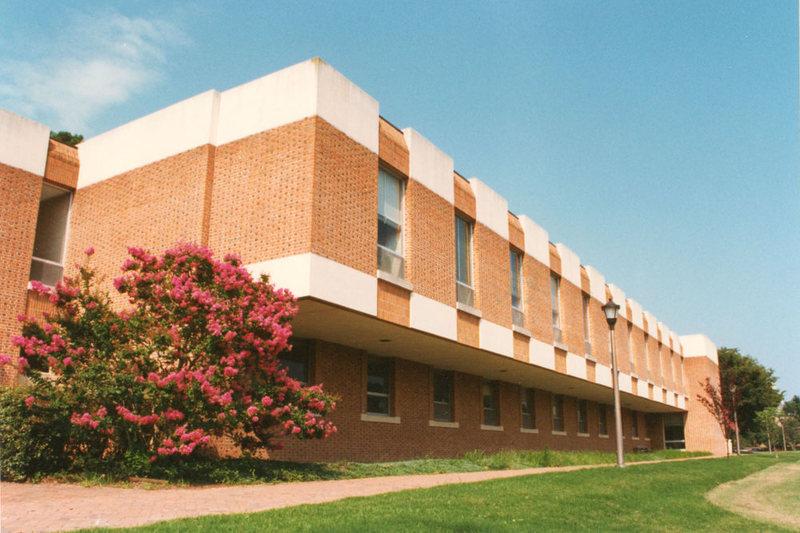 Rogers Hall, 1996