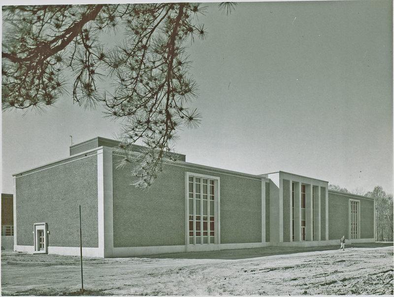 Andrews Hall, 1967