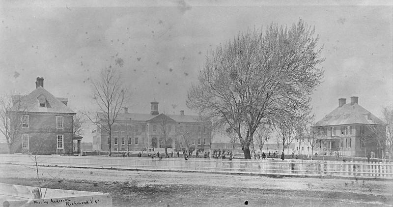 Wren Yard, Circa 1869