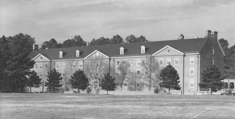 Grace Warren Landrum Hall, undated