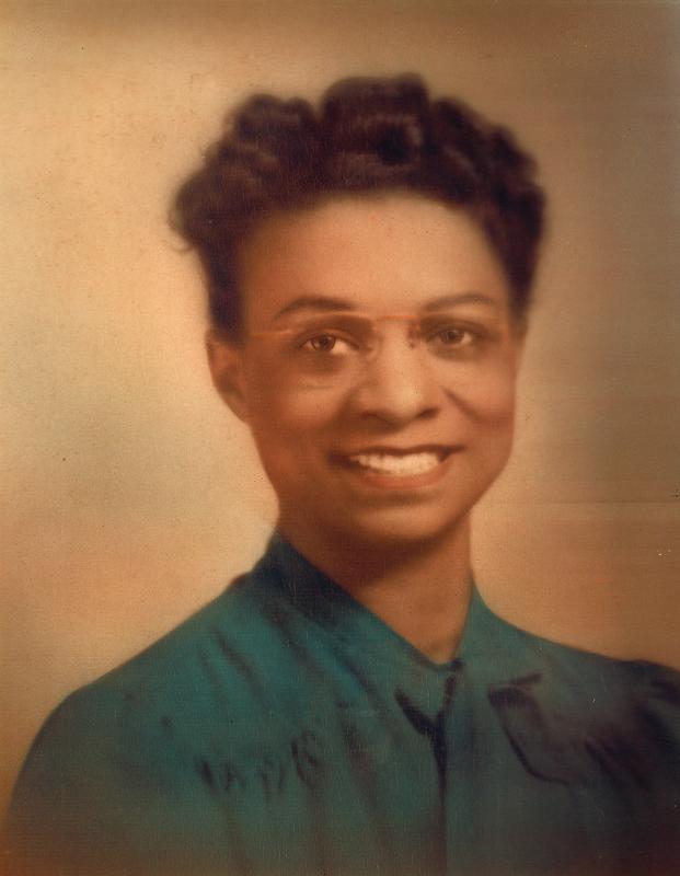 Miriam Carter, circa 1950s.