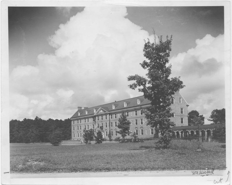 Chandler Hall, Undated