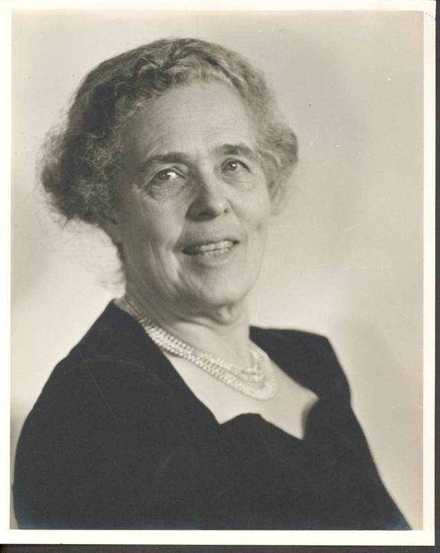 Grace Warren Landrum, Christmas 1939