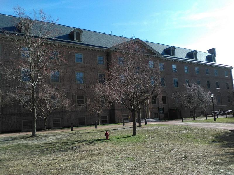 Jefferson Hall, 2015