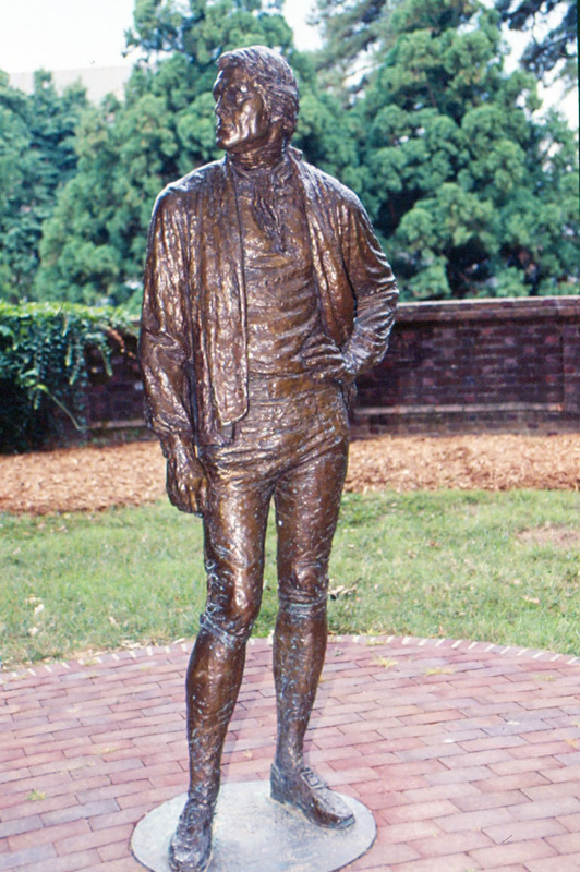 Thomas Jefferson Statue, Undated