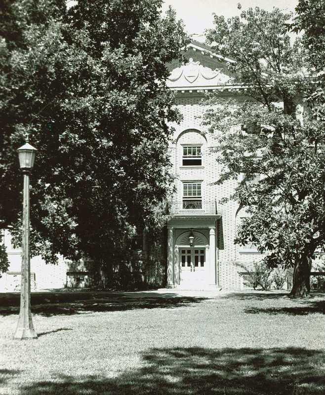 Monroe Hall, Undated