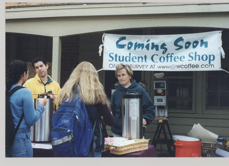 Daily Grind Coffee Shop, Circa 2000